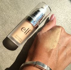 ELF Illuminating Face Primer how I get my dewy look!!
