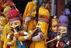 Rafi Peer's Folk Puppet Festival (Lahore)