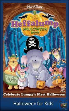 Halloween for Kids - Pooh's Heffalump Halloween Movie