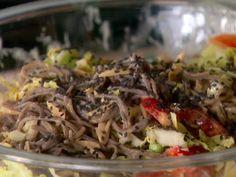 Soba Noodle Salad Recipe : Giada De Laurentiis : Food Network - FoodNetwork.com
