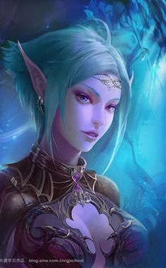 female elves Lesbian drow