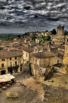 Saint-Émilion is a commune in the Gironde department in Aquitaine in southwestern France