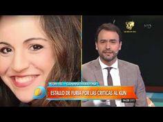 Gianinna Maradona y el relato del penal que erro Aguero