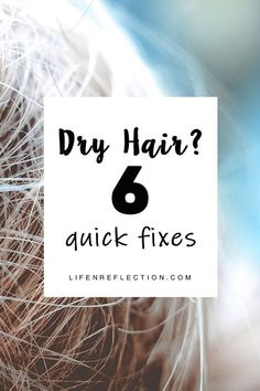 Quick Dry Hair Remedies: You Can Do Without a Trip to the Salon