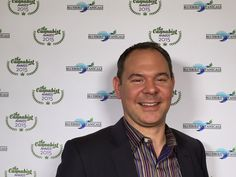 Troy Dayton, CEO Arcview Investor Network, at the 2015 Cannabist Awards.