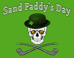 St. Patrick's Day Shirt for the Sandbar & Grill