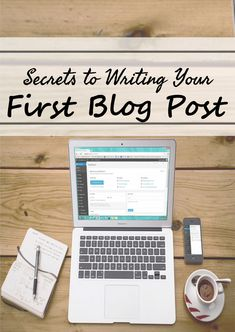 Secrets to Writing Your First Blog Post These are no longer a secret. Don't miss out. Make Money Blogging, How To Make Money, Simple Sentences, First Blog Post, Simple Photo, Email Campaign, How To Make Shorts, Blogging For Beginners, Making Ideas