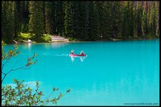 Emerald Lake, Rocky Mountains