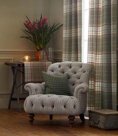 A new collection of fabrics HIGHLAND - Curtains - shop, Bialystok, eurofiranki