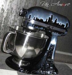 Kitchen Aid Mixer, Custom Paint Chicago