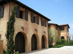 Exterior Stucco Color Gallery | Exterior italian stucco Design Ideas, Pictures, Remodel and Decor