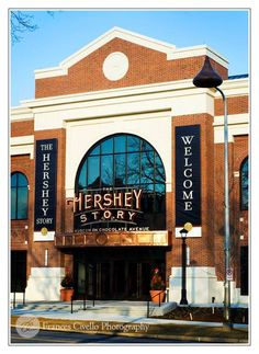 The Hershey Story - Right down the street!