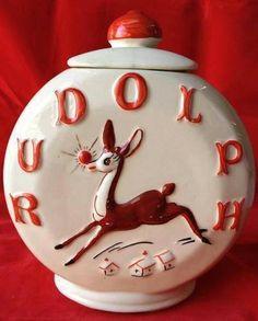 Love this cookie jar!