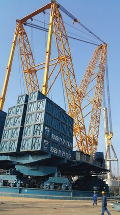 Making history - Cranes Today