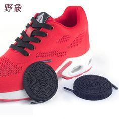 Sneakers quotidiens femmes Chaussures lacets de couleur Plat Lacets pour  les femmes hommes chaussures solide nylon blanc noir gris rouge rose bleu  lacets 6404df23c4a5