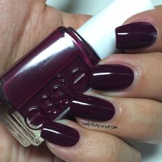 In The Lobby from the essie Fall 2015 Collection | Nailpolishpursuit.com
