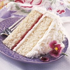 Coconut Cake - Recipes | The Pampered Chef