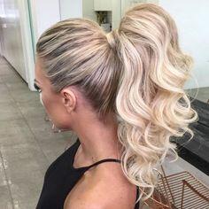 Die 20 attraktivsten Pferdeschwanz-Frisuren für Frauen #kurzhaarfrisuren #frisuren