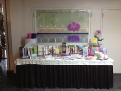 February Display Table in Northport