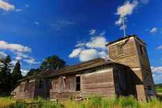 The Creepiest Ghost Town In Oregon, Kinton, Is The Stuff Nightmares Are Made Of Everyone Leaves, Oregon Wine Country, Creepy Ghost, Old School House, Washington County, Haunted Places, Ghost Towns, Places To Visit, Adventure