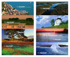 Masuria (Mazury) is a natural region in northeastern Poland famous for its 2,000 lakes.
