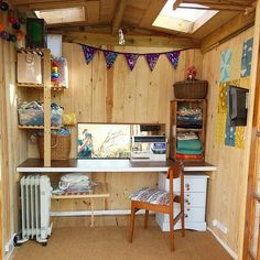 The rise of the 'She Shed' -Livinghouse Blog |