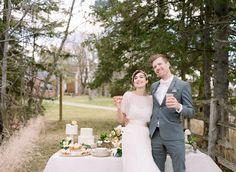 Big Love Wedding Design, Intimate Vow Renewal