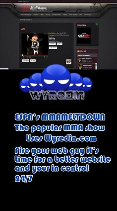 Large to small companies use wyredin for their webhosting and sites.