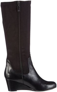 GERRY WEBER Women's Jeanette 05 Unlined slip-on boots long length: Amazon.co.uk: Shoes & Bags