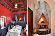 Moroccan RaptureNew York art dealer Dorothea McKenna Elkon first purchased this 18th century riad in Essaouira, Morocco, it was crumbling and in total disrepair. And so began its renovation and the transformation, with arched doorways, earthy colors, vaulted ceilings and sunlit rooms,