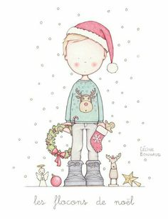 Illustration Mignonne, Cute Illustration, Beautiful Drawings, Cute Drawings, Cartoon Mignon, Art Fantaisiste, Baby Posters, New Baby Cards, Prayer Cards