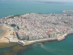 La Tacita de Plata desde lo alto #Cádiz #views