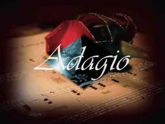 """""""Adagio""""-  Lara Fabian. One of my all-time fave songs! A must hear"""