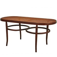 Thonet Bentwood Bench | From a unique collection of antique and modern benches at https://www.1stdibs.com/furniture/seating/benches/