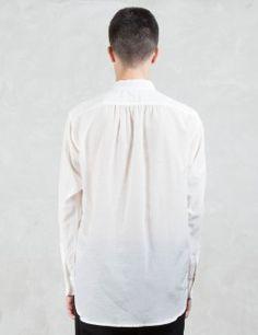 SASQUATCHFABRIX. Oriental L/S Shirt Model Picture