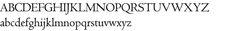 Letterfontein - Humanen - Jenson - De oudste Latijnse, merendeel Venetiaanse drukletters, ontstaan aan het einde van de vijftiende eeuw in de tijd van de Italiaanse renaissance, en zijn gebaseerd op het handschrift van de humanisten. Dit schrift greep terug op de Karolingische minuskel uit de negende eeuw. Nicolas Jenson was in 1470 een van de eersten die een verfijnd humanistisch lettertype sneed. Dit wordt gezien als het grote voorbeeld voor de humanen.