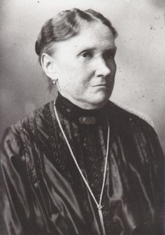Meine Großmutter Anna Schleuthner geb. Schlechta