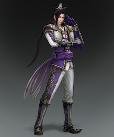 Zhang He (Wei Forces)