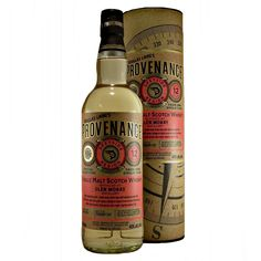 Glen Moray Provenance Single Malt Whisky 12 year old available to buy online at specialist whisky shop whiskys.co.uk Stamford Bridge York