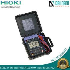 Hioki 3455 Máy đo cách điện cao áp