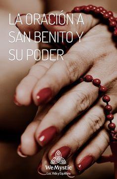 San Benito es conocido por su gran poder. Millones de personas solicitan sus favores en todo el mundo.