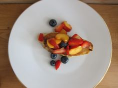 Mais Oui - C'est Possible!  French Toast Vegan Style from Jill's Grill