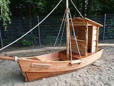 """Kleines Piratenschiff """"Seepferdchen"""" von Almhütte                                                                                                                                                                                 Mehr"""