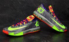 "Nike KD VI GS ""Energy"" (Preview)"