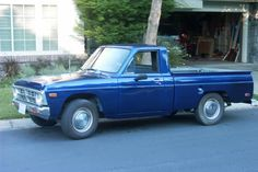 76 Ford Courier Hot Rod Trucks, Mini Trucks, Ford Trucks, Pickup Trucks, Ford Courier, Classic Trucks, Cars Motorcycles, Daughters, Childhood Memories