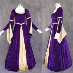 And Plus Size Renaissance Medieval Victorian Cloaks Larp Pattern