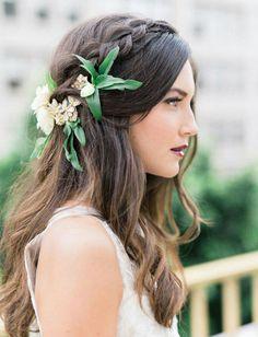 """""""Boho"""" Bridal Beauty Bliss"""