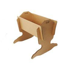Já existe um fabricante de móveis de papelão no Brasil!! E eles têm uma linha infantil de produtos. Eu quero...