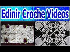 TUTORIAL DE CROCHE PARA RENDA EXTRA #GANHEMAIS PARTE 3 - YouTube