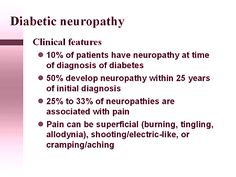 Diabetic Neuropathy Facts